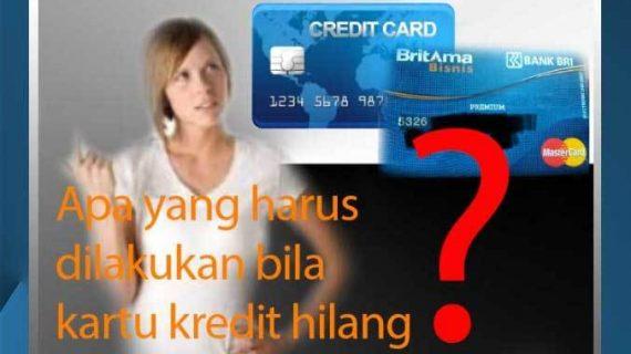 Mengatasi Kartu Kredit Hilang Dan Expired